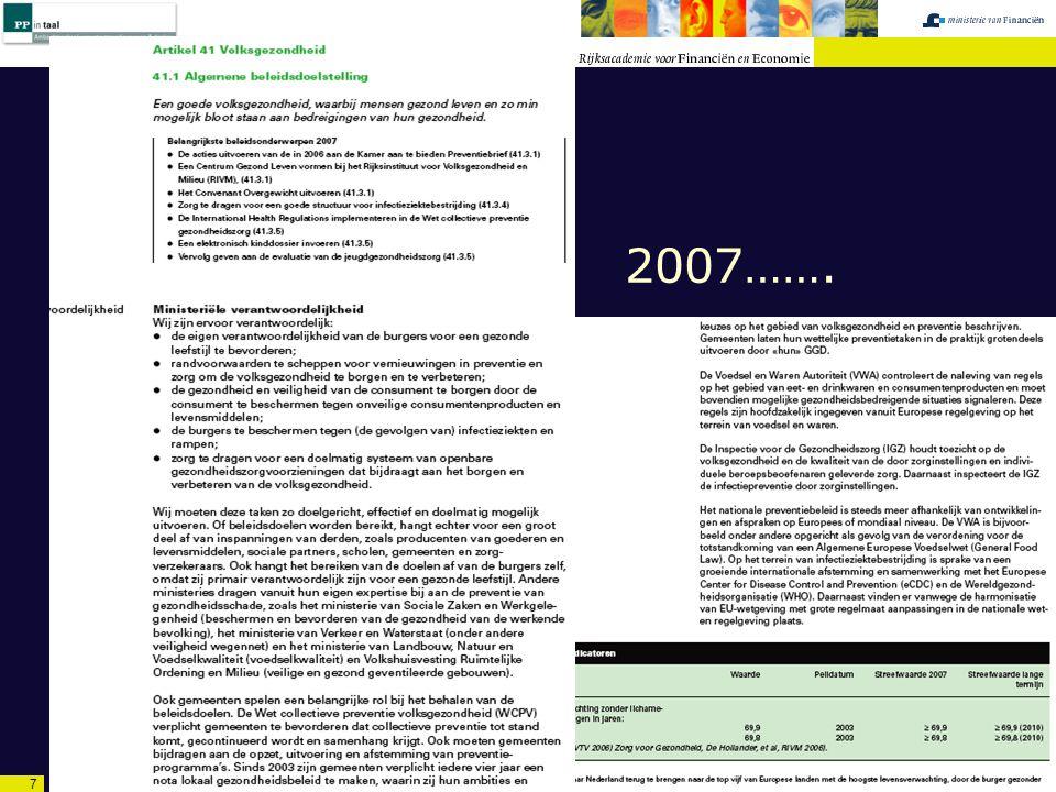 8 8 Het sjabloon huldigt twee principes  1 Vaste lezersvragen  2 Vast format voor het antwoord
