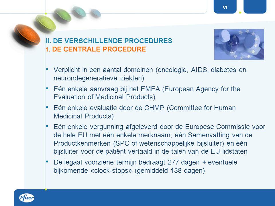I.WAT IS REGISTRATIE? Registratie van een geneesmiddel is de procedure om een vergunning te verkrijgen om het geneesmiddel in de handel te brengen. Hi