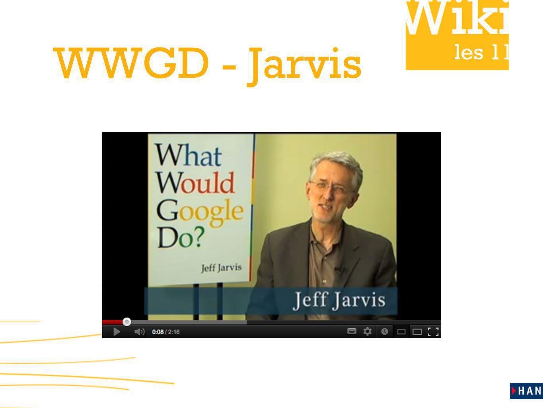 les 11 WWGD - Jarvis