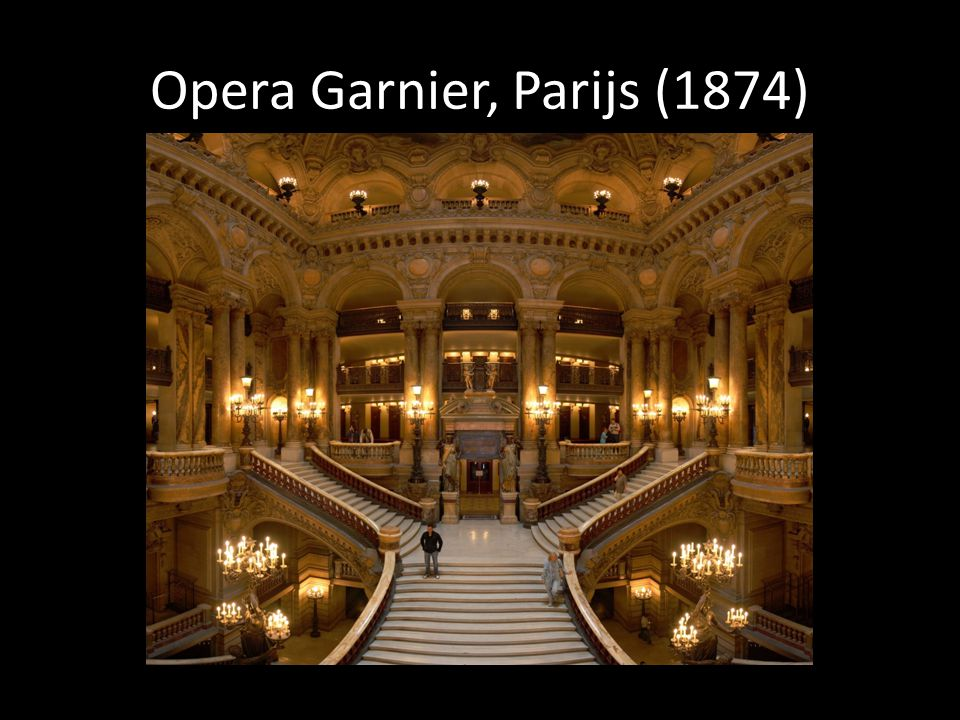 Opera Garnier, Parijs (1874)