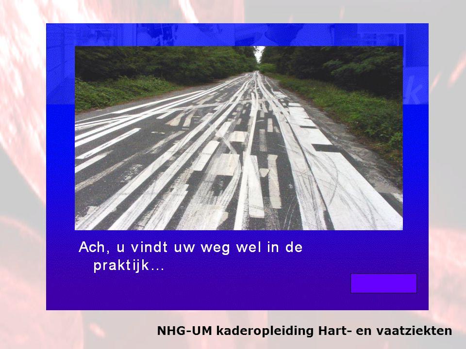 NHG-UM kaderopleiding Hart- en vaatziekten