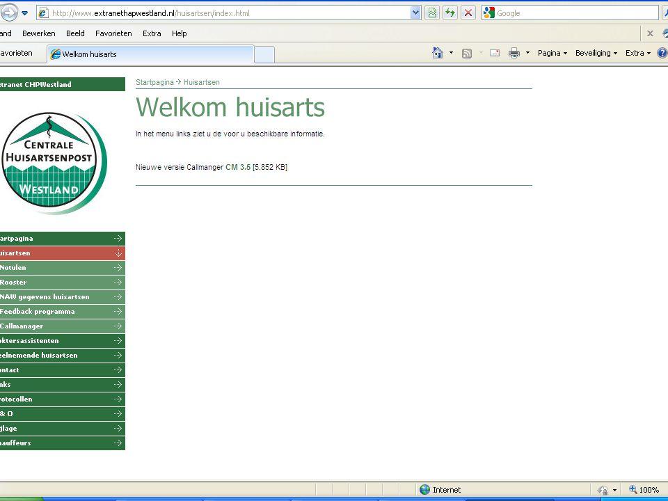 Inloggen HKZ  Ga naar internet, leeg de hele adresbalk en voor in  HTTPS://secure.equse.nl HTTPS://secure.equse.nl  Gebruikersnaam: huisarts@hp-westland  Wachtwoord: HKZhuisarts2012