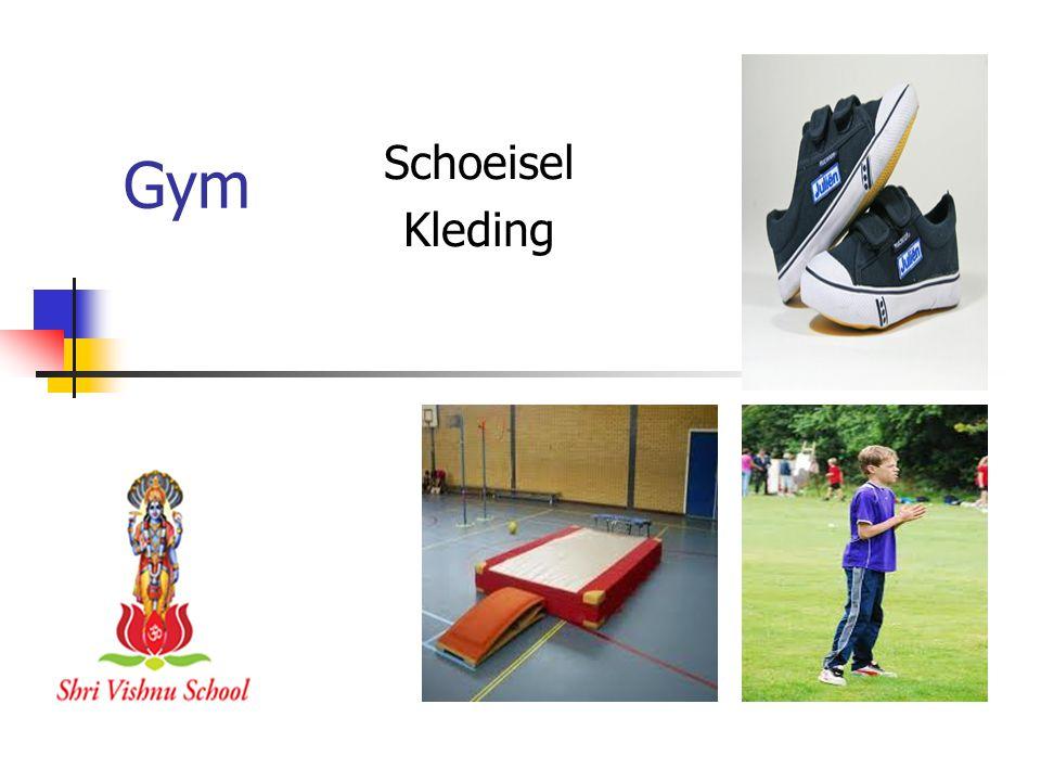 Gym Schoeisel Kleding