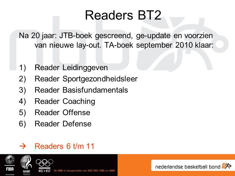 Na 20 jaar: JTB-boek gescreend, ge-update en voorzien van nieuwe lay-out.