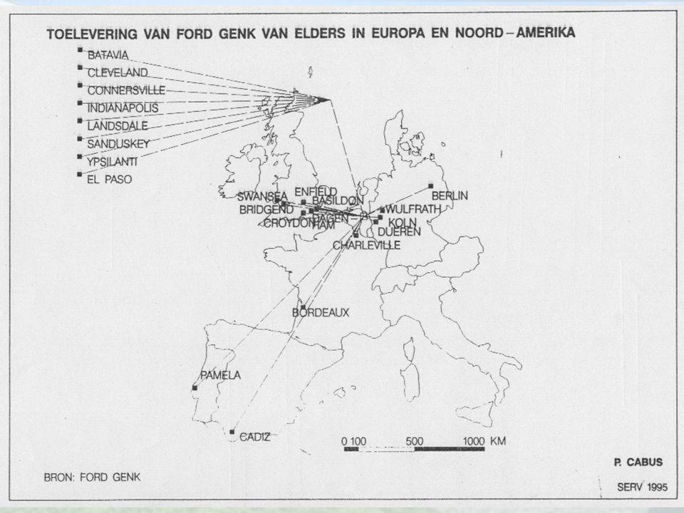 ECONOMISCHE ASPECTEN VAN DE STEDENBOUW THIERRY VANELSLANDER – ACADEMIEJAAR 2007-2008 17 REGIONALE ECONOMIE THIERRY VANELSLANDER – ACADEMIEJAAR 2002-2003