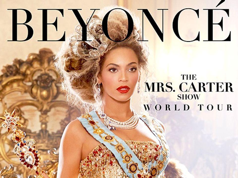 EVENT Mrs. Carter Show World Tour Ga op zoek naar de succesfactor..