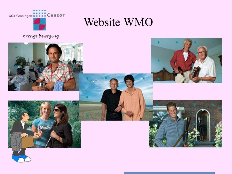 brengt beweging Website WMO