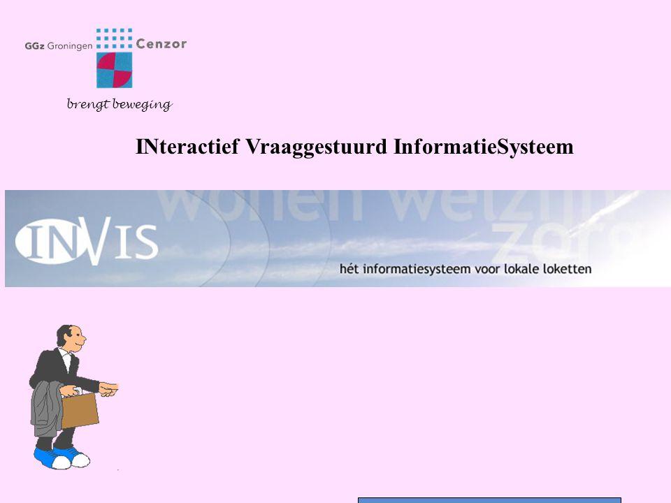 INteractief Vraaggestuurd InformatieSysteem brengt beweging