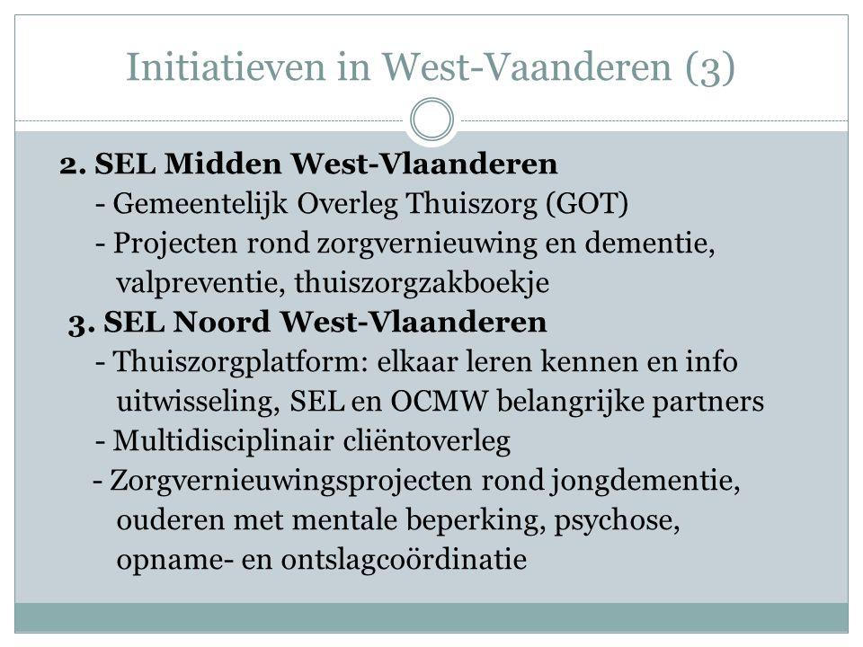 Initiatieven in West-Vaanderen (3) 2.