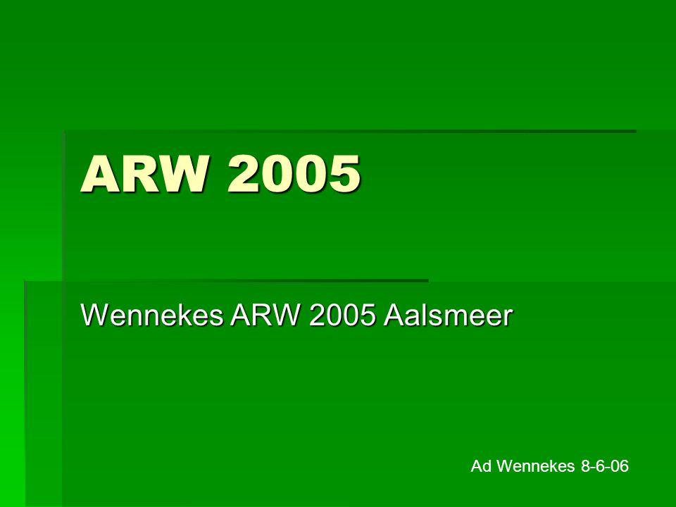ARW 2005 Wennekes ARW 2005 Aalsmeer Ad Wennekes 8-6-06