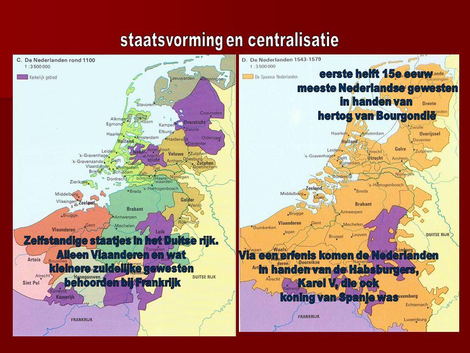Holland in de 16 e eeuw
