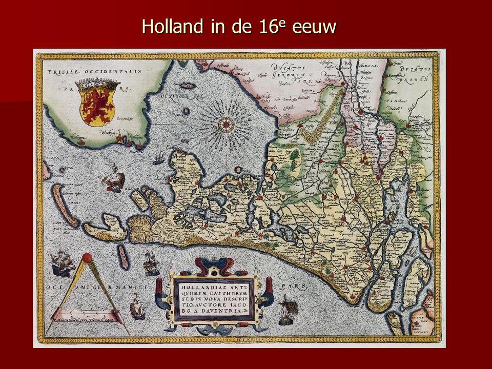 Na 1593 wordt er in Holland en Zeeland niet meer gevochten.
