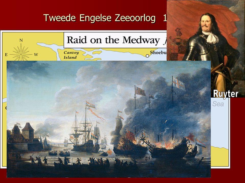 Tweede Engelse Zeeoorlog 1665-1667 Tweede Engelse Zeeoorlog 1665-1667
