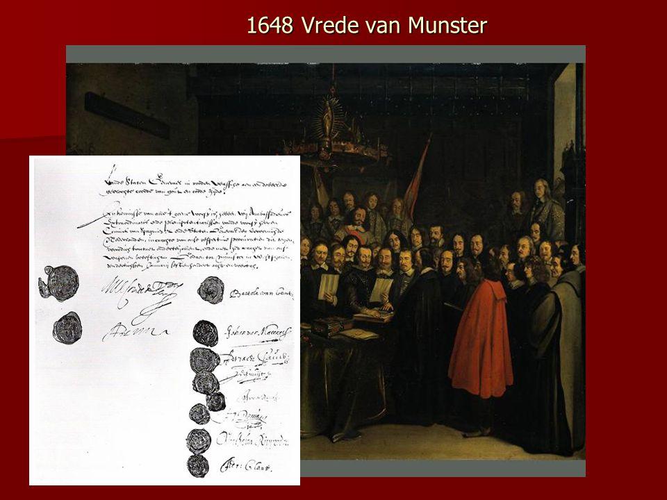 1648 Vrede van Munster