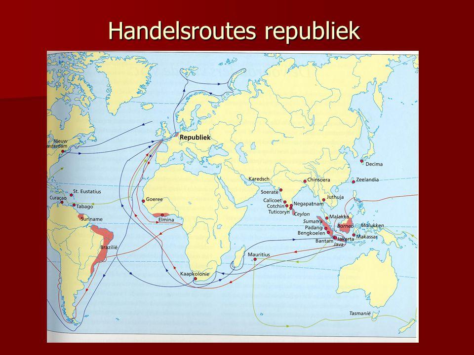 Handelsroutes republiek