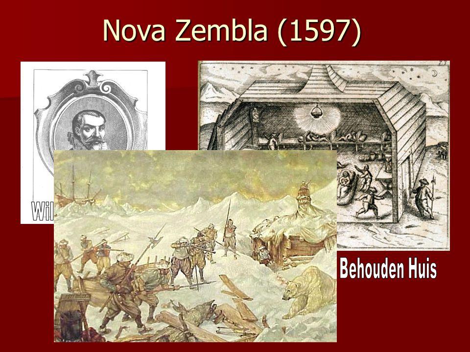 Nova Zembla (1597)
