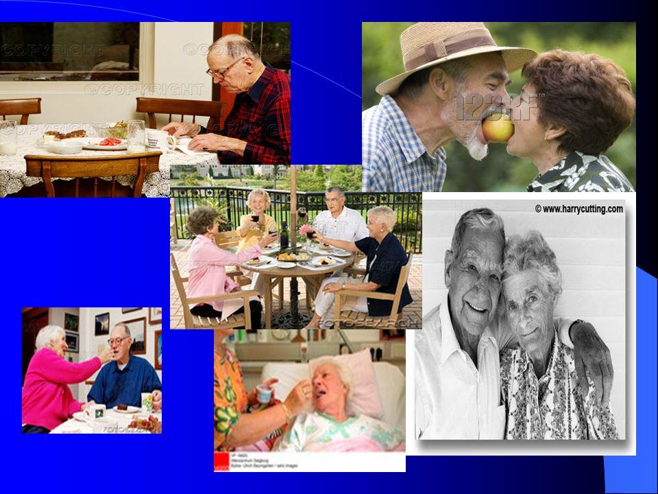 Voedingsraad onderscheidt Jongbejaarden 65-75 jaar Hoogbejaarden > dan 75 jaar