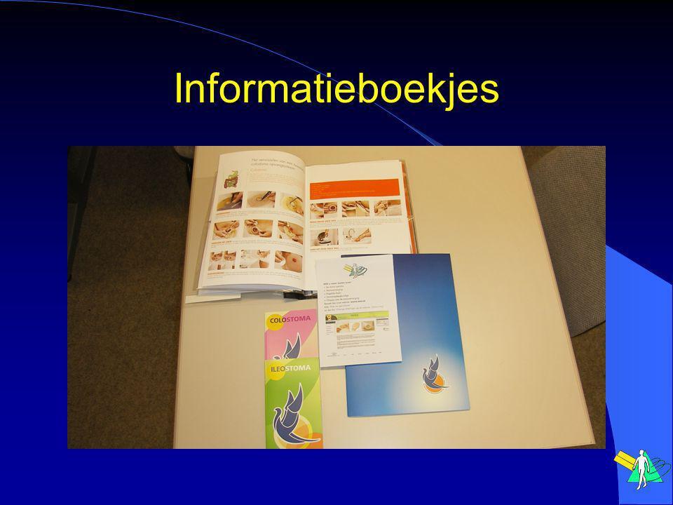Informatieboekjes