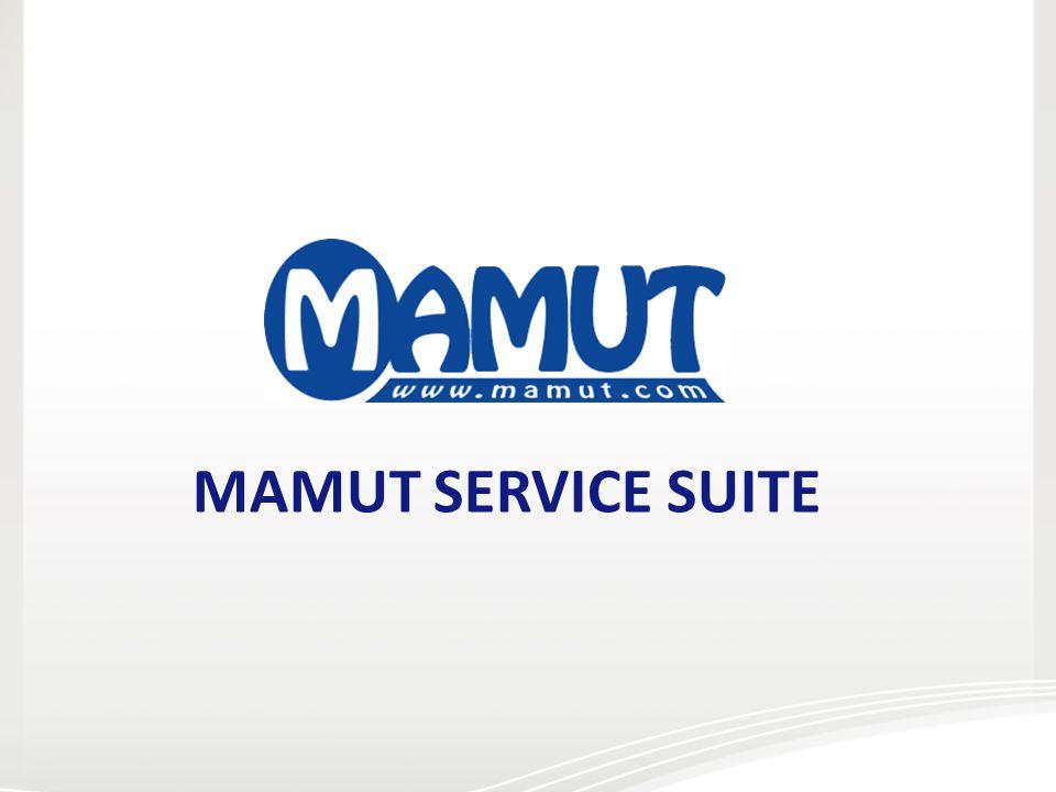MAMUT SERVICE SUITE