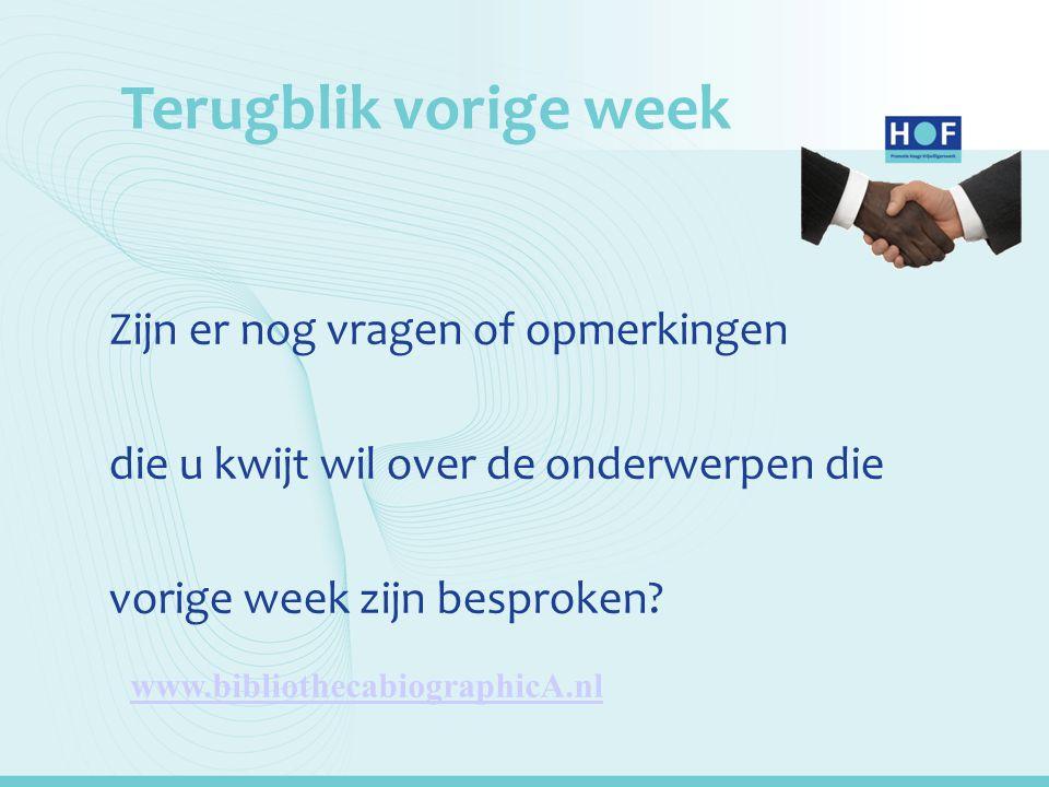 Succes! Voor vragen of meer informatie: Joke Veldkamp T 070 302 44 34 E j.veldkamp@hofnet.nl