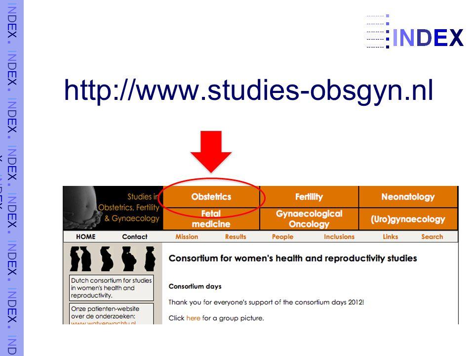 http://www.studies-obsgyn.nl