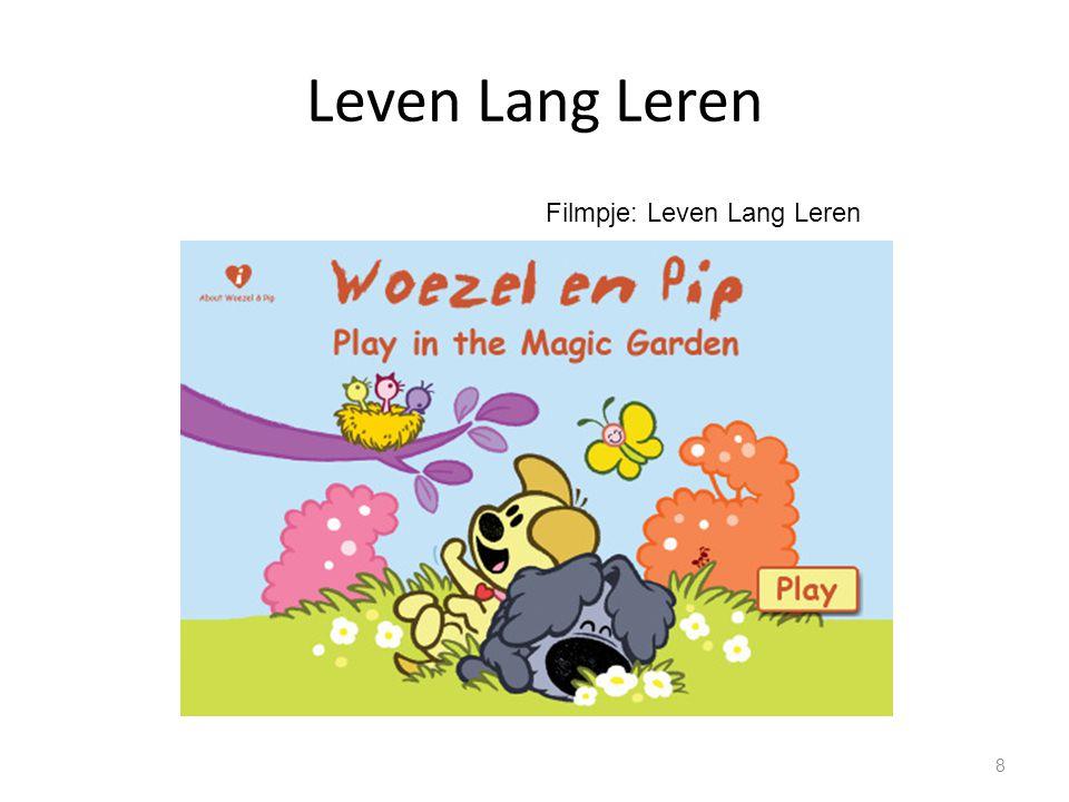 8 Leven Lang Leren Filmpje: Leven Lang Leren