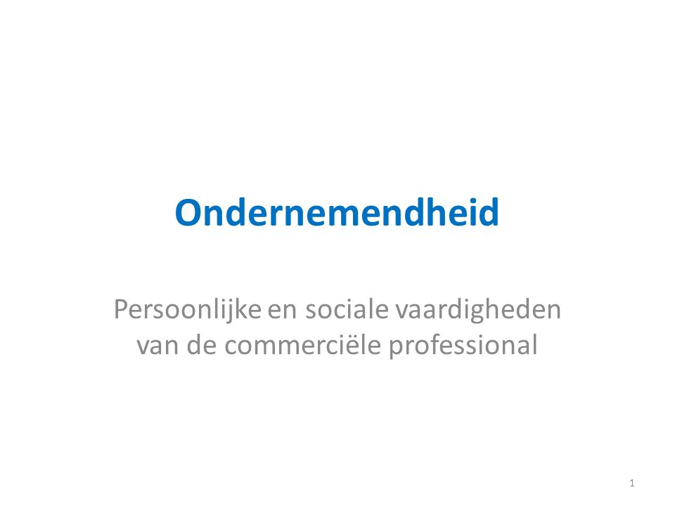 22 OM TOT EEN WAARDEVOL CREATIEF RESULTAAT TE KOMEN IS CONVERGENT DENKEN NODIG: UITWERKING, HAALBAARHEID, CONSTRUCTIE, ORGANISATIE, KOSTEN, MARKETING, COMMUNICATIE, DISTRUBUTIE, ETC.