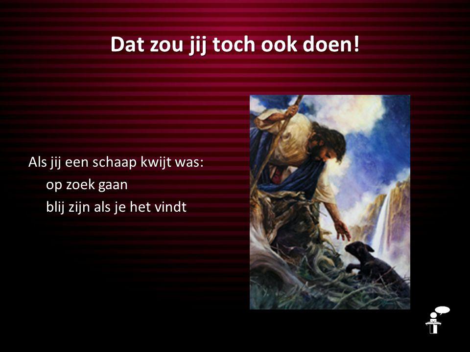 Blijdschap in de hemel botst met gemopper op aarde 'Alle tollenaars en zondaars komen bij Jezus' Kan Jezus dan wel van God komen.