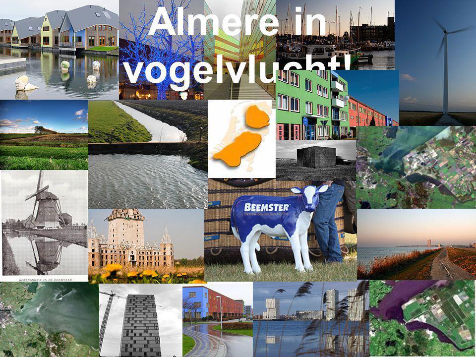 Doel v/d les? Voorkennis activeren over Almere/Flevoland