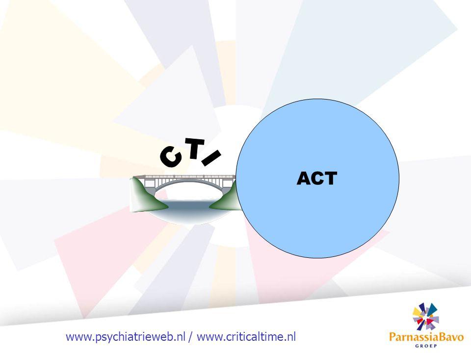 www.psychiatrieweb.nl / www.criticaltime.nl ACT