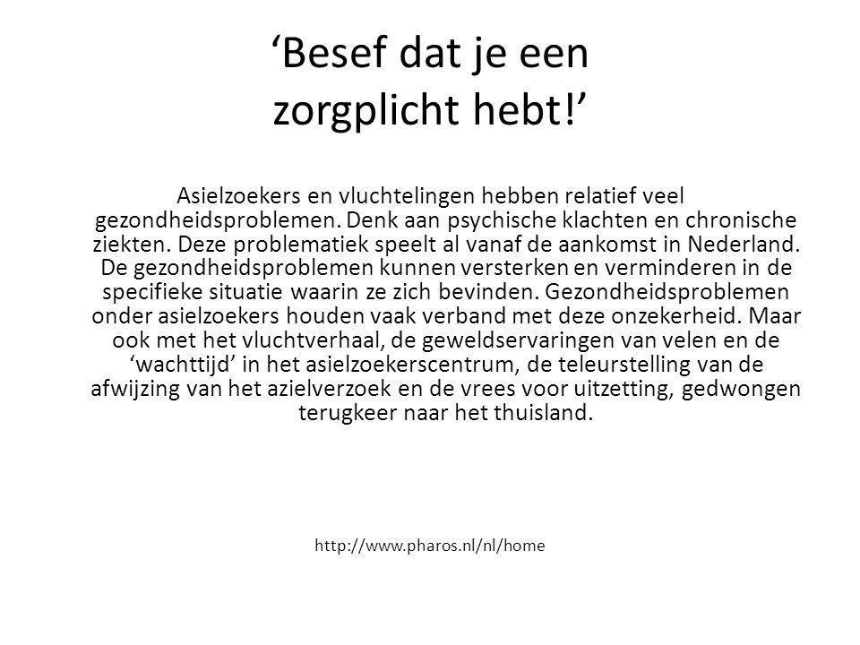 In Leiden Stichting GIL http://www.gil-leiden.nl/Stichting_GIL/Welkom.html De stichting GIL (Gezondheidszorg Illegalen Leiden) heeft als doelstelling de gezondheidszorg voor personen zonder een geldige verblijfsstatus toegankelijk te maken.