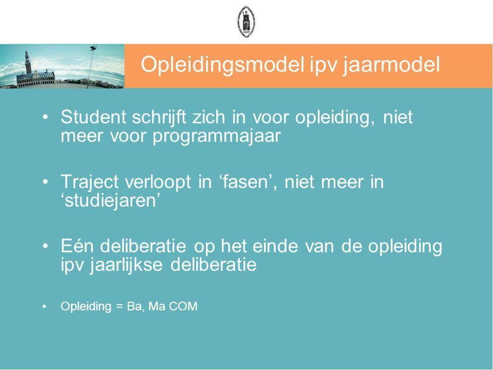 Mijn studentendossier - Curriculum Knop 'Optiekeuze' verschijnt alleen INDIEN -Je opleiding opties heeft -Periode voor optiekeuze nog OPEN staat (meestal tot 15 okt).