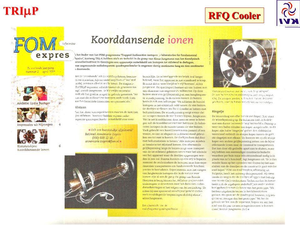 TRI  P RFQ Cooler