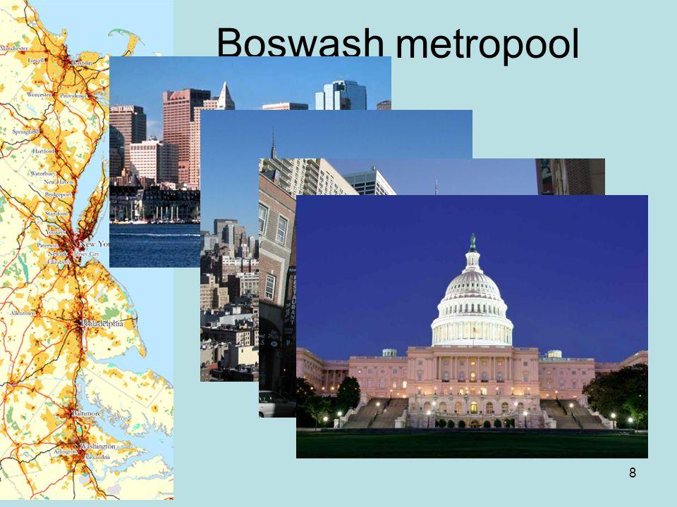 8 Boswash metropool
