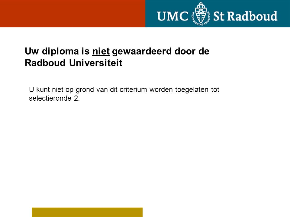 Uw moedertaal is niet Nederlands of Vlaams Beheerst u het Nederlands aantoonbaar op minimaal taalniveau B2 van het Europese referentiekader (dit komt overeen met het NT2 examen in programma II).