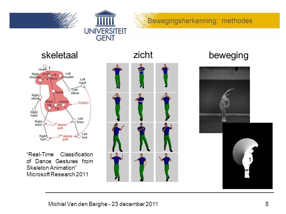 Skeletaal: Kinect,...