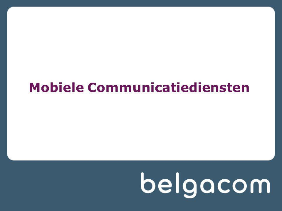 Mobiele Communicatiediensten