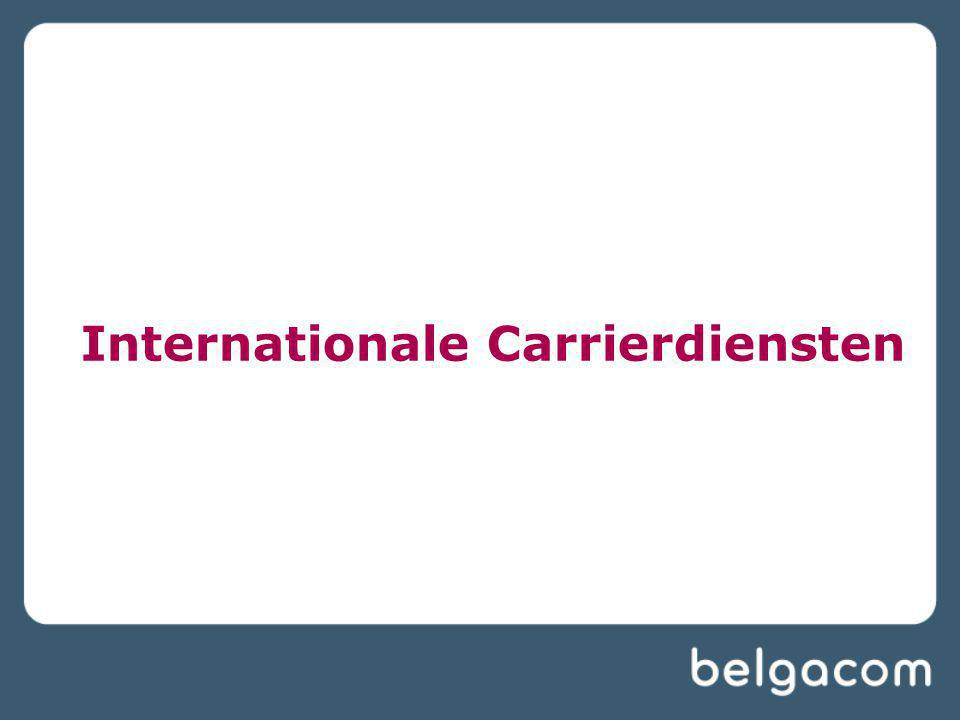 Internationale Carrierdiensten