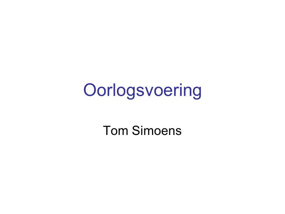 Wie ben ik? Tom.simoens@rma.ac.be – www.rma.ac.be Tom_simoens@yahoo.com