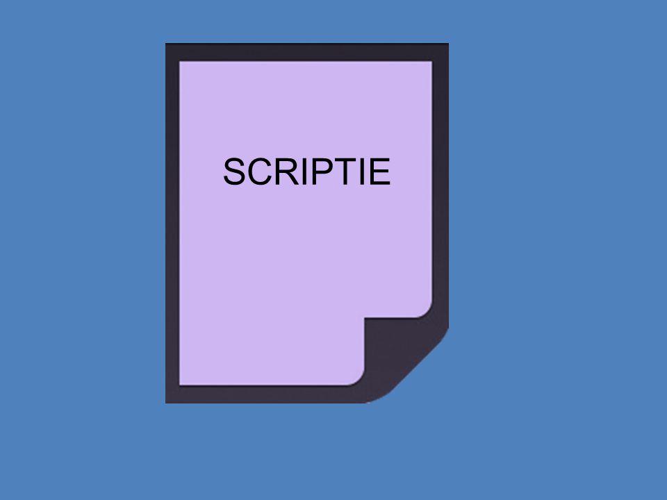 SCRIPTIE