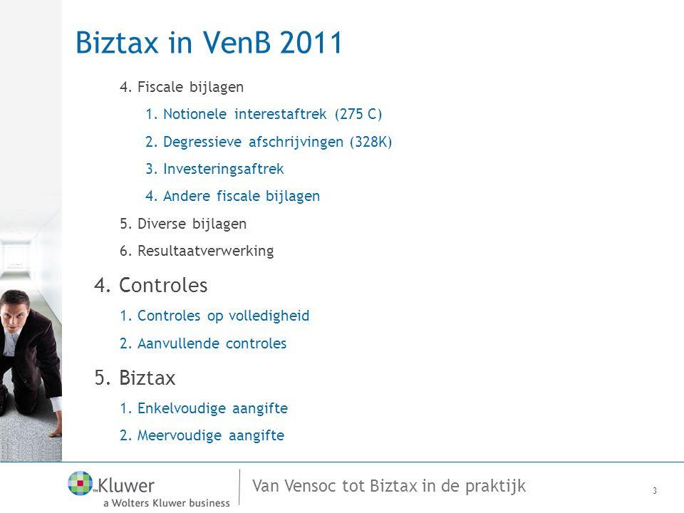 Van Vensoc tot Biztax in de praktijk 34 www.kluwer.be/software Nieuwe website: www.kluwer.be/software Nog snellere toegang naar uw informatie!
