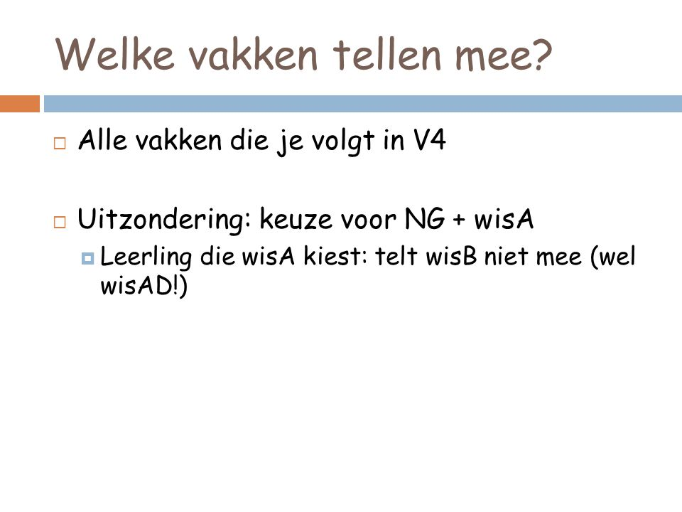 Berekening cijfers  Examenreglement (downloaden via It's Learning)  Informatieboekje begin schooljaar