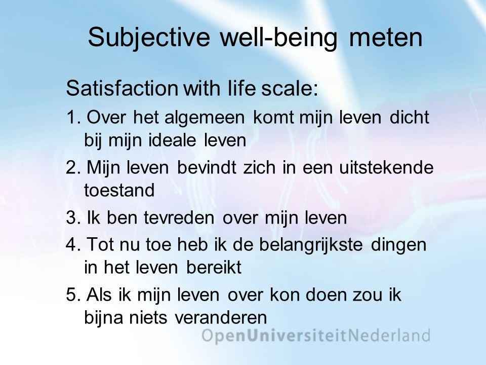 Gezondheid Geluk?