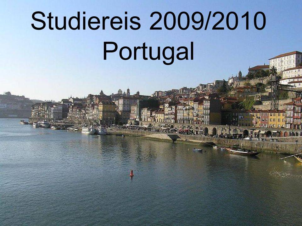 Studiereis 2009/2010 Portugal