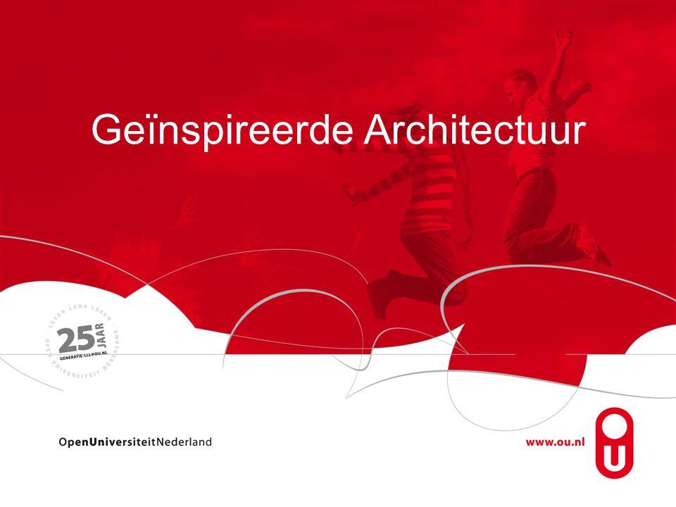 Geïnspireerde Architectuur