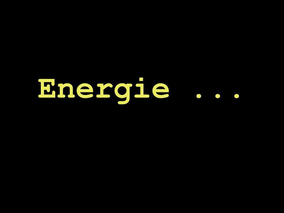 Energie...