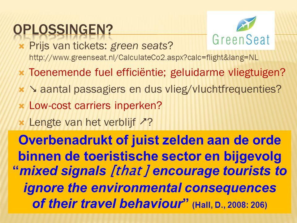  Prijs van tickets: green seats.