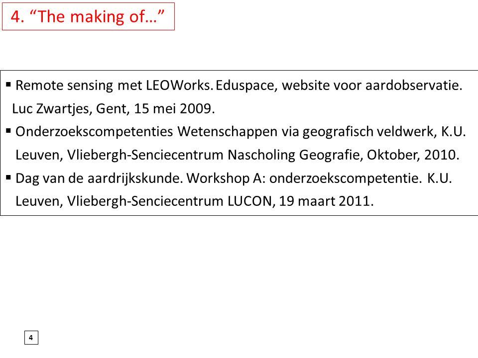5 http://www.esa.int/esaMI/Eduspace_NL/index.html