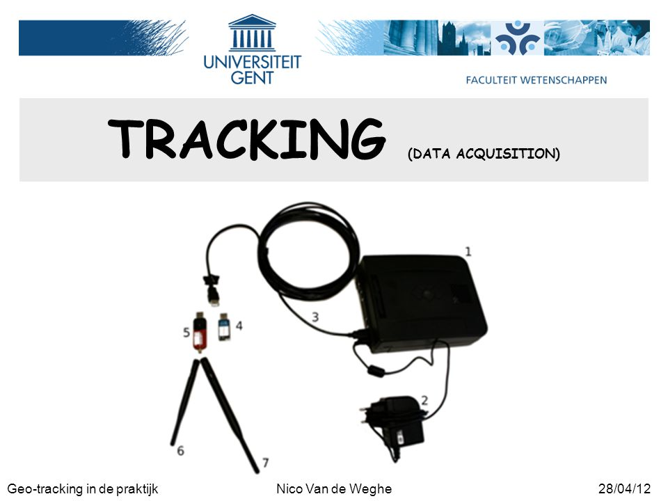 TRACKING (DATA ACQUISITION)