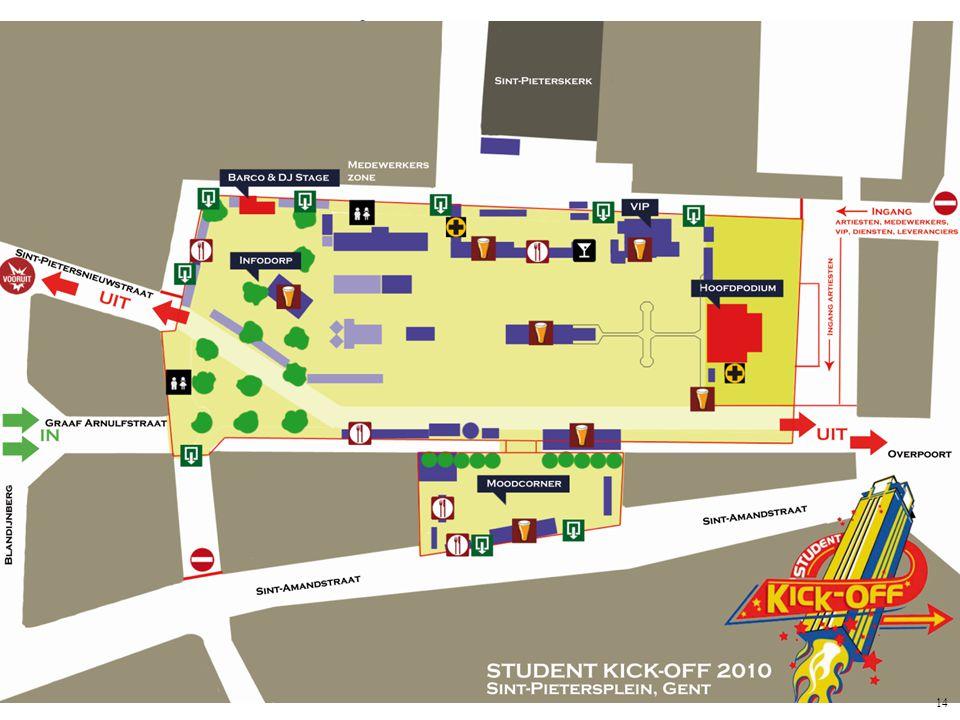 Geo-tracking in de praktijk Nico Van de Weghe 28/04/12 Situeringsplan SKO 14